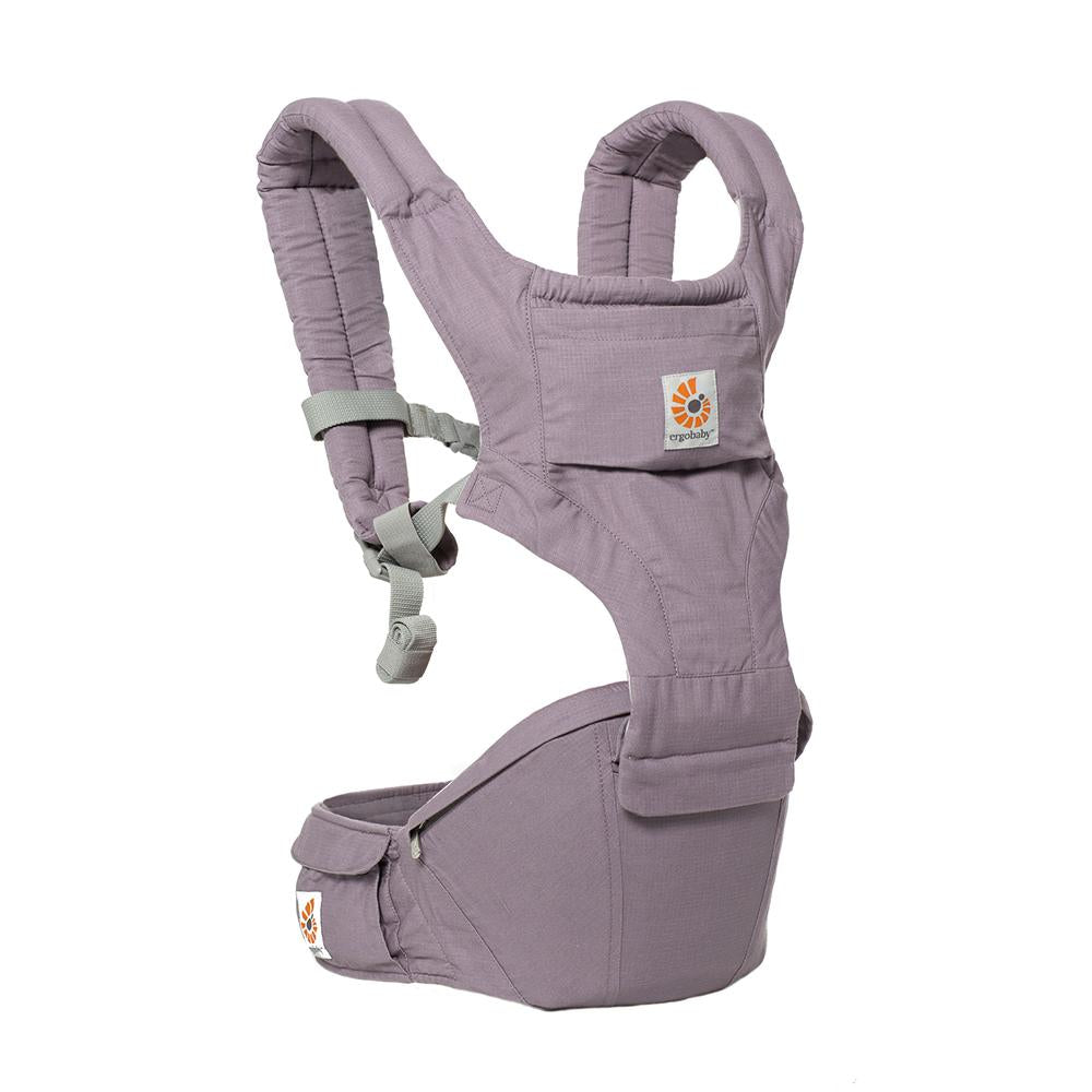 Ergobaby 6 Position Hipseat Carrier - Mauve