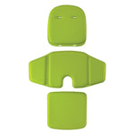 3 Piece Sprout Chair Cushion Set  - Green
