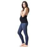 Bando Seamless Maternity Band - Black