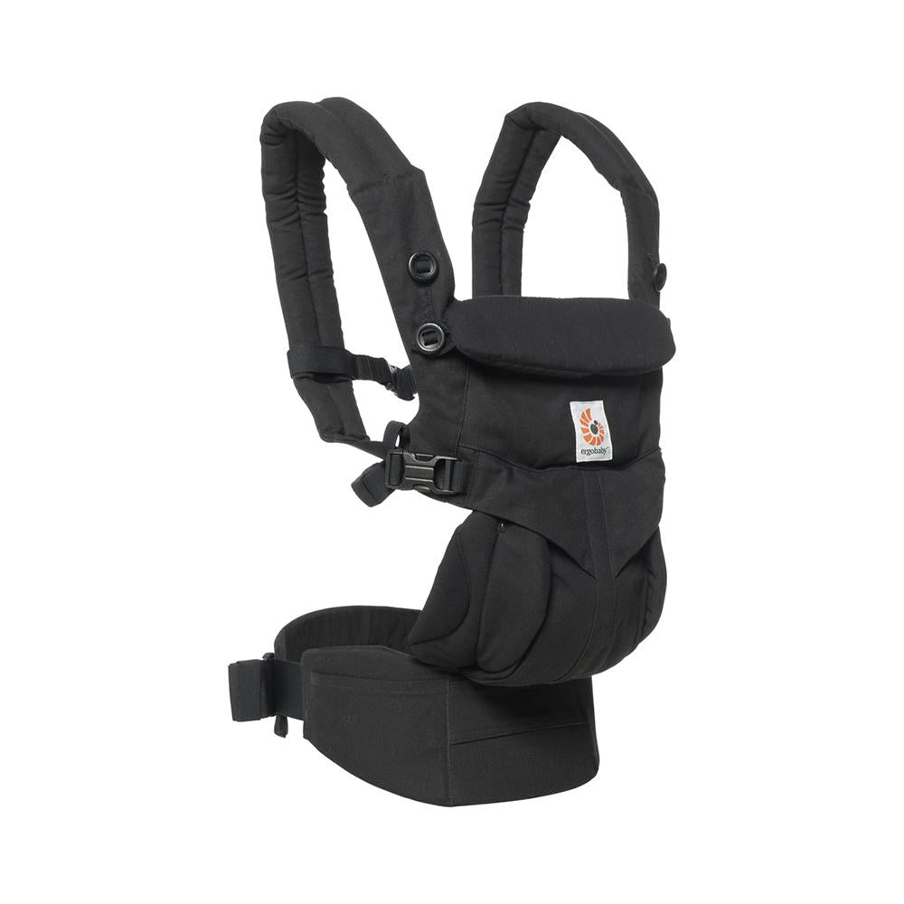 Ergobaby OMNI 360 Four Position Carrier-Pure Black