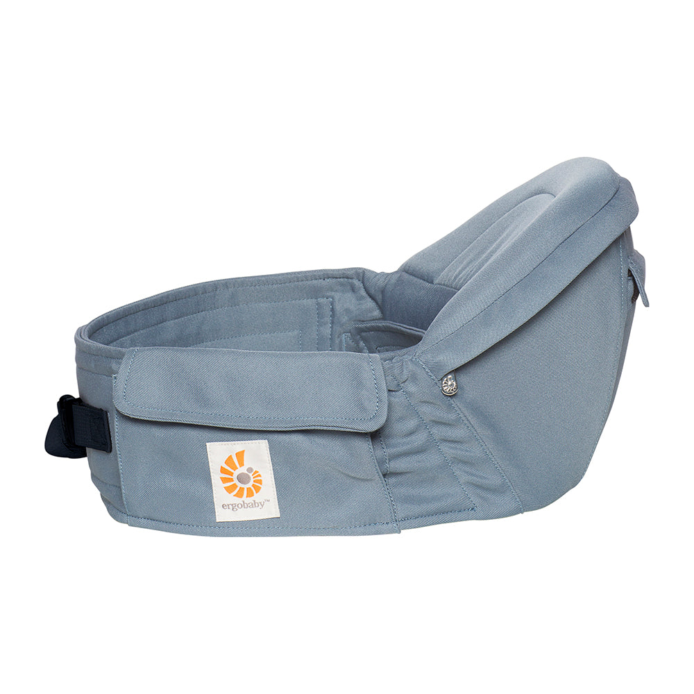 95394f0beb3 Ergobaby 6 Position Hipseat Carrier - Cool Air Mesh Oxford Blue. Sale