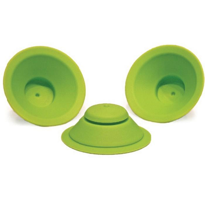 Silicone Replacement Valves Assortment - Green