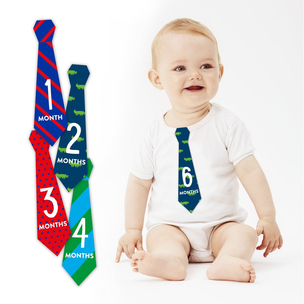Pearhead - Baby's First Year Tie Stickers