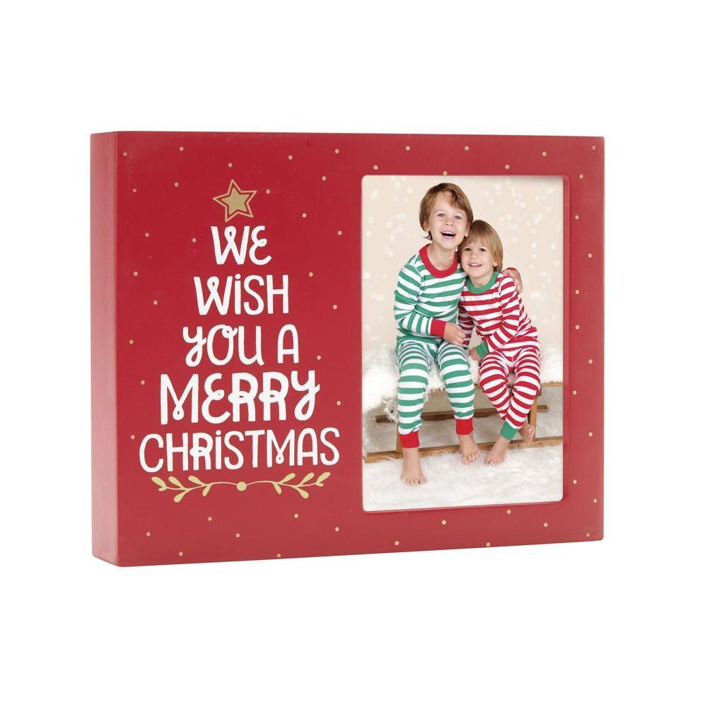 Pearhead - Christmas Photo Plaque