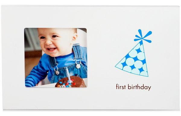 Pearhead - First Birthday Frame