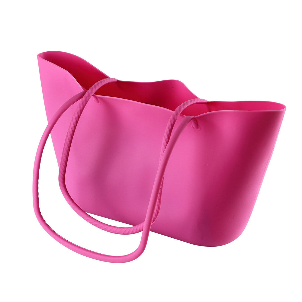 Scrunch - Kids Pink Beach Bag