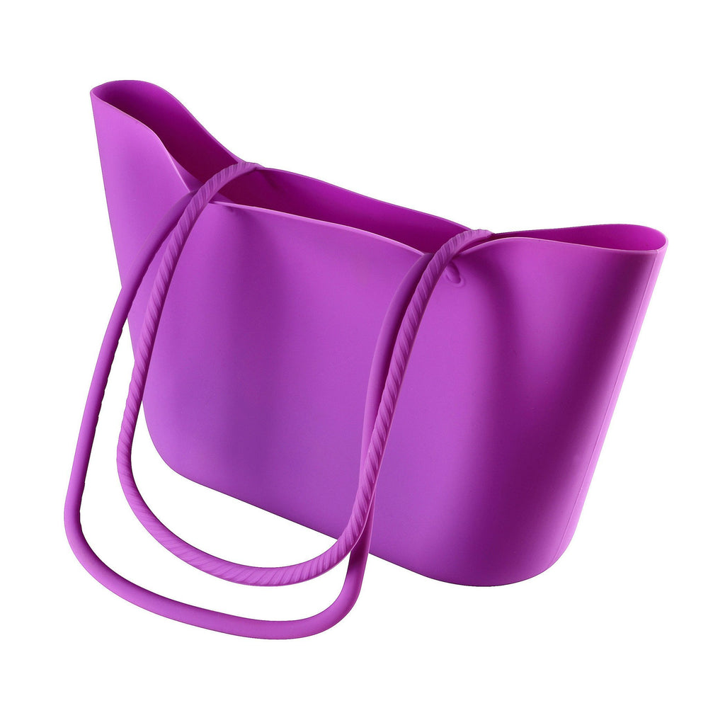 Scrunch - Kids Purple Beach Bag