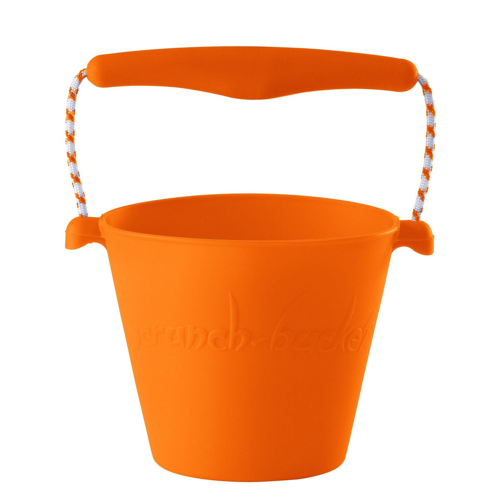 Scrunch - Orange Scrunch Bucket