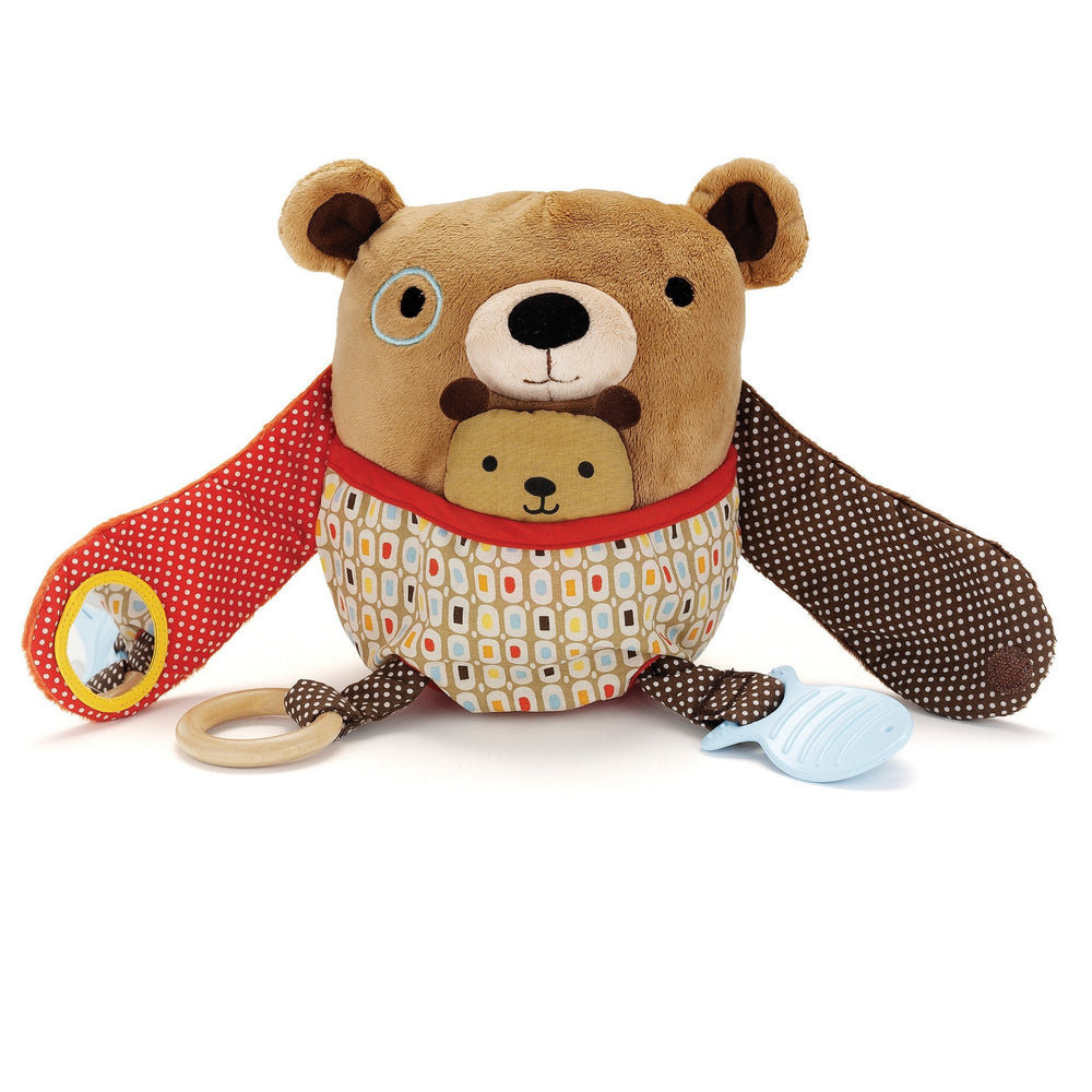 Skip Hop - Bear Hug & Hide Activity Toy