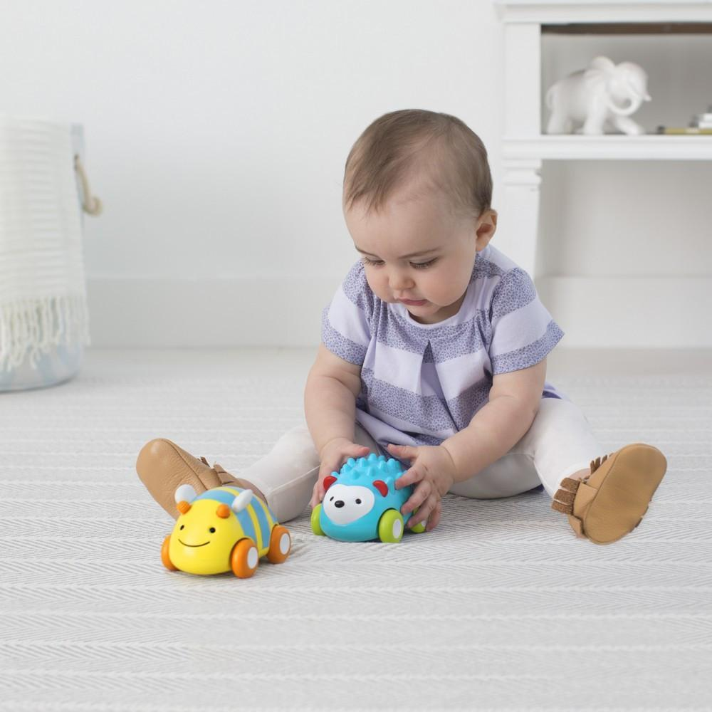 Skip Hop - Bee Pull & Go Car