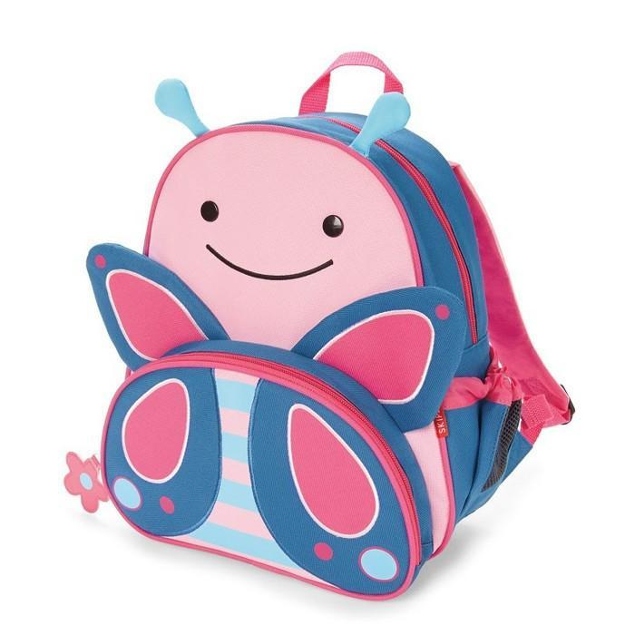 Skip Hop - Butterfly Zoo Backpack