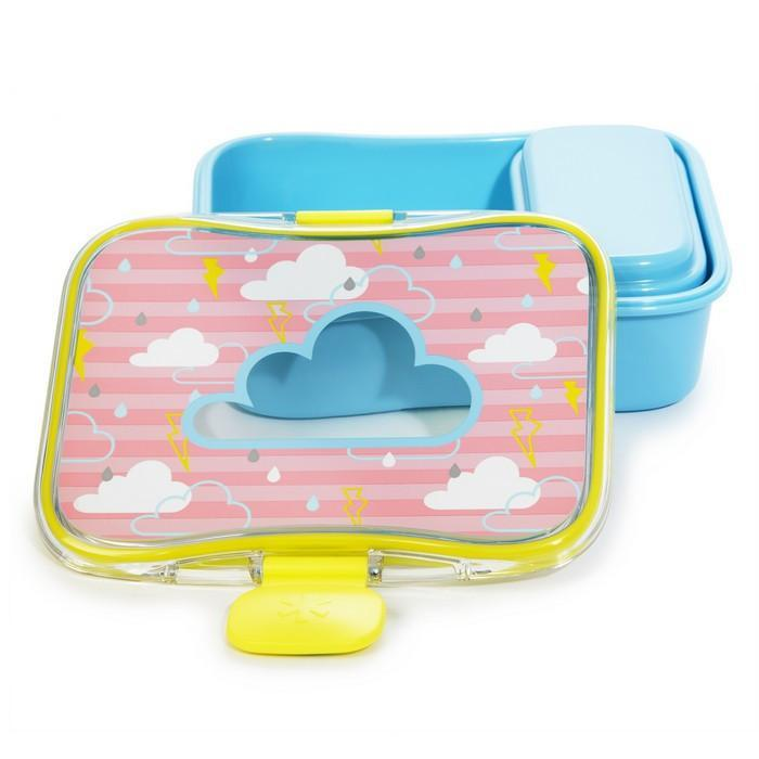 Skip Hop - Cloud Forget Me Not Lunch Kit