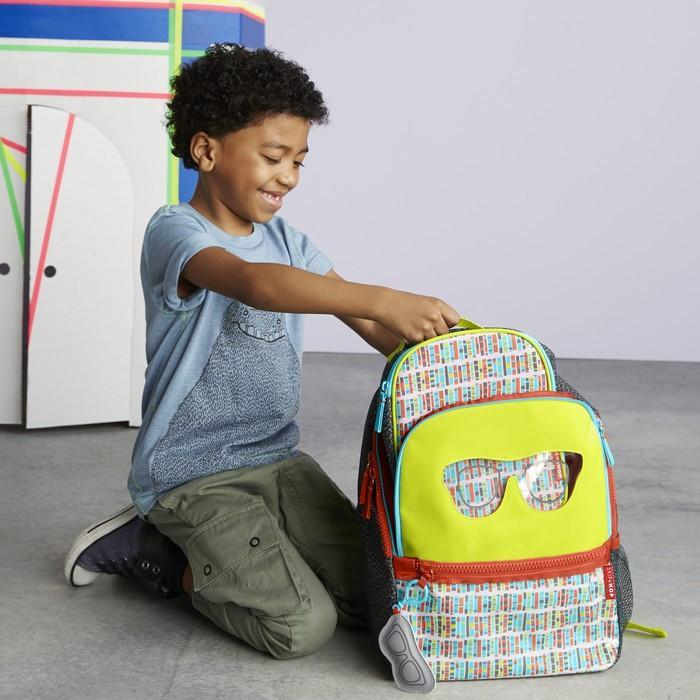 Skip Hop - Glasses Kindergarten Backpack Set