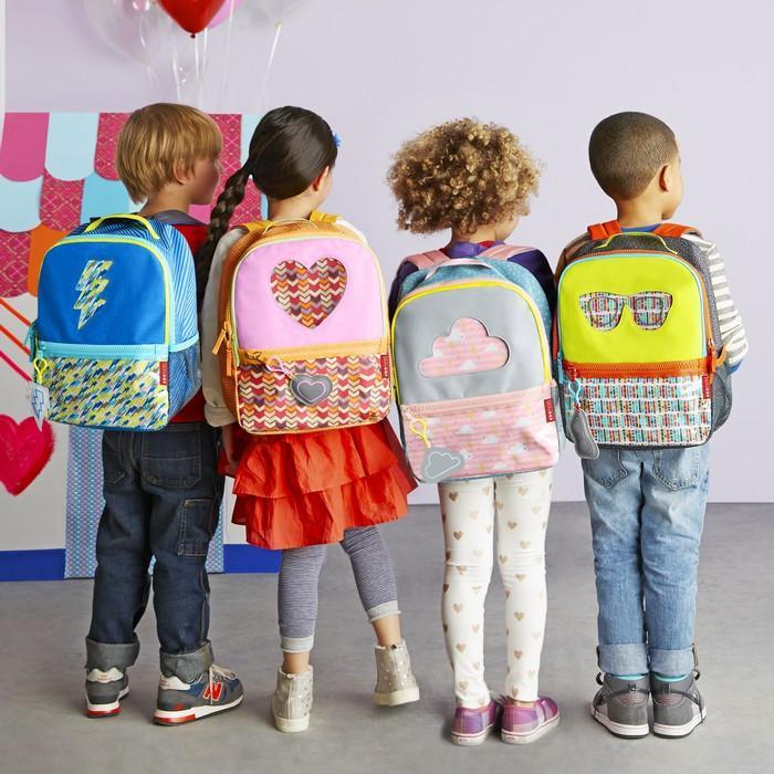 Skip Hop - Lightning Kindergarten Backpack Set