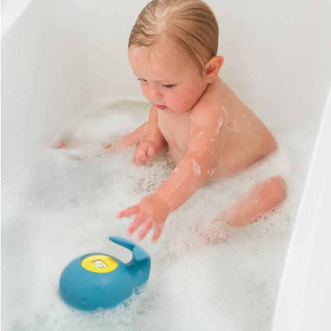 Skip Hop - Moby Floating Bath Thermometer