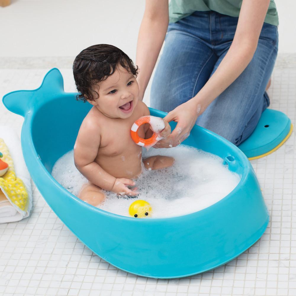 Skip Hop - Moby Smart Sling 3-Stage Baby Bath