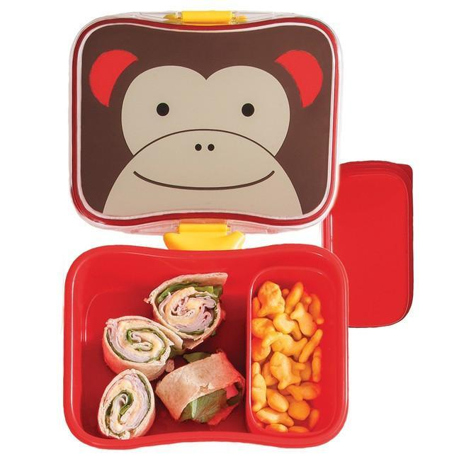 Skip Hop - Monkey Zoo Lunch Kit