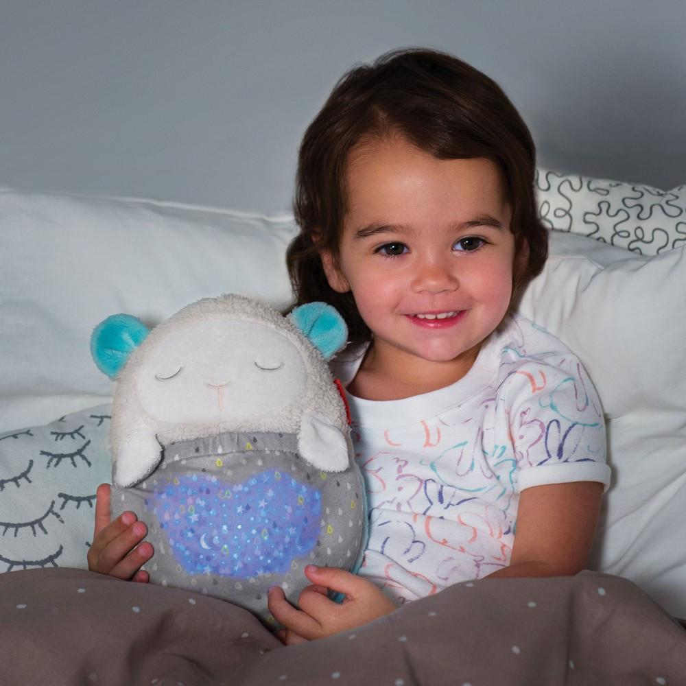 Skip Hop - Moonlight & Melodies Lamb Hug Me Projection Soother