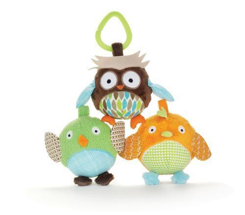 Skip Hop - Owl & Friends Ball Trio