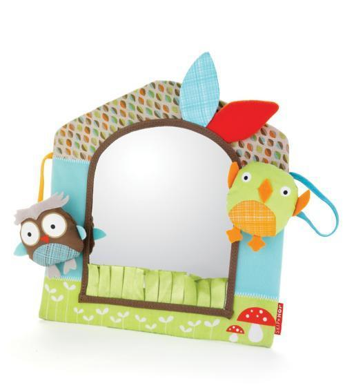Skip Hop - Treetop Friends Activity Mirror