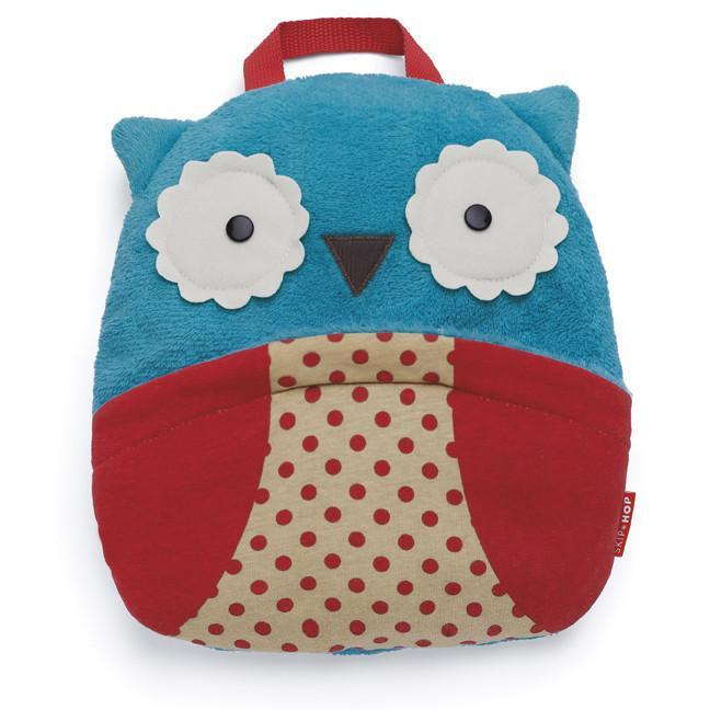 Skip Hop - Zoo Owl Travel Blanket