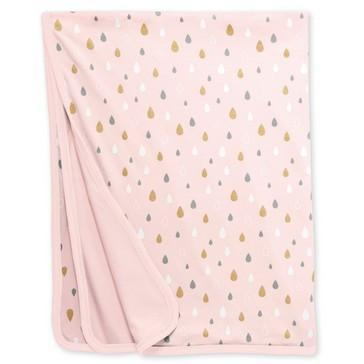 Star-Struck Reversible Welcome Home Blanket - Pink