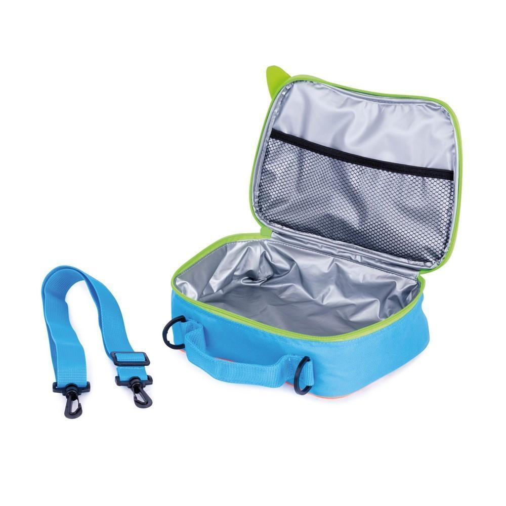 Trunki 2 in 1 Lunch Bag Backpack - Blue