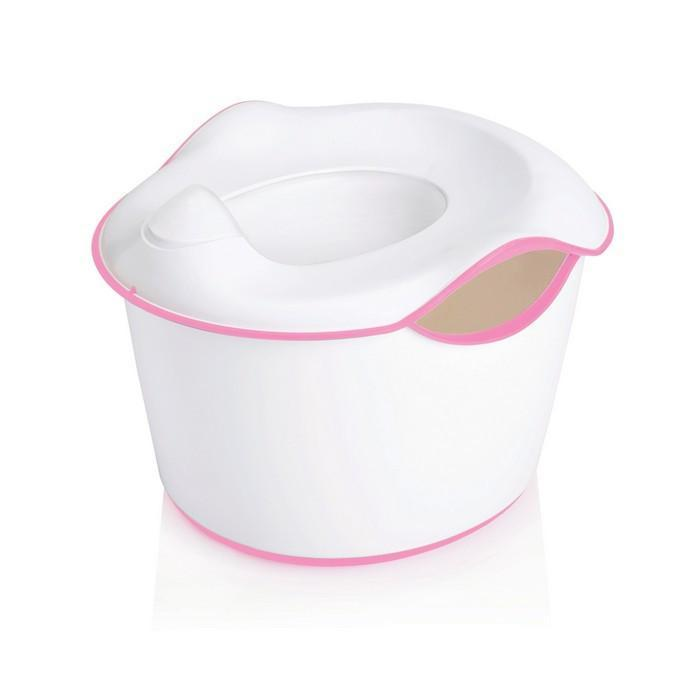 Ubbi - Pink 3-In-1-Potty