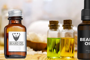 Premium Material for Our BFWood Beard Oil