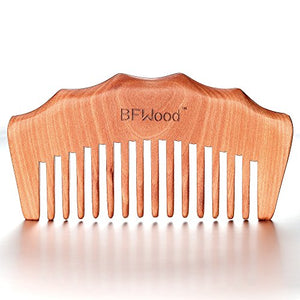 Bristle Hair Brush and Comb set #6010