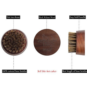 BFWood Beard Conditioner & Grooming Kit – Vanilla #6031