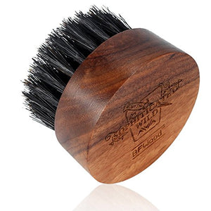 BFWood Beard brush and Oil, balm #6002