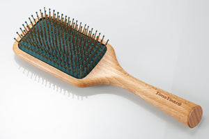 TimeTinkle Nylon Bristle Hair Brush