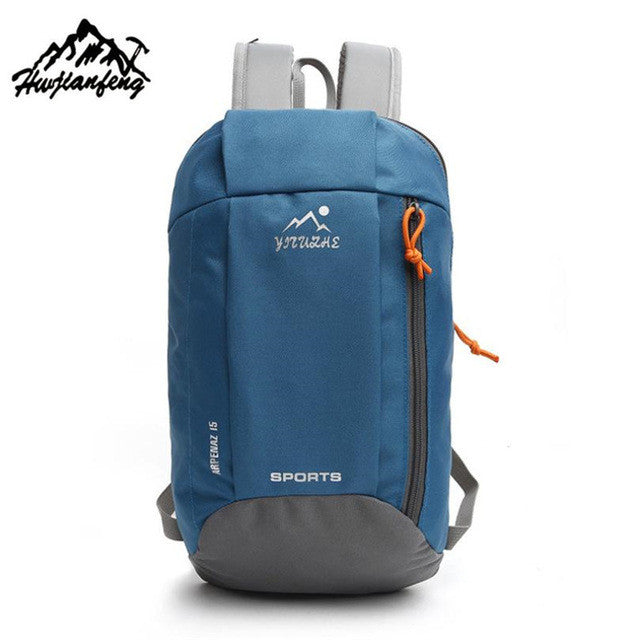 Mountaineering Backpack Outdoor Hiking Shoulder Bag Camping Travel