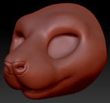 Feminine Rat Head Base