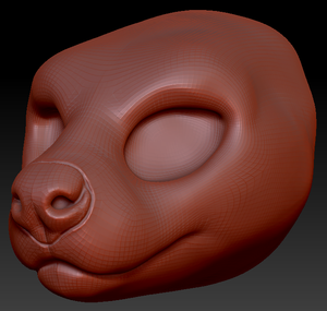 Feminine Fossa Head Base
