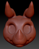 Kemono Round-nosed Dragon Head Base Complex Variant 2