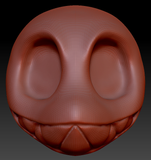 Kemono Basic Toothy Head Base