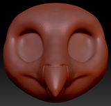 Kemono Condor Head Base