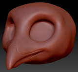 Kemono Chicken Head Base