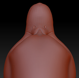 Feminine Duck Head Base