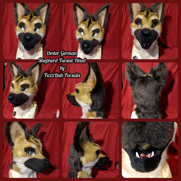 Fursuit Heads
