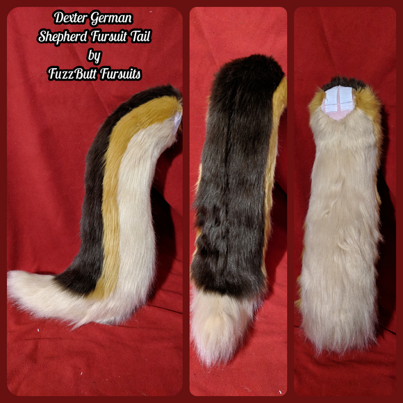 Custom Medium Fursuit Tails (16