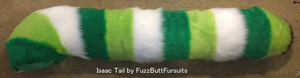 "Titan Fursuit Tails (56"" to 65"")"