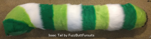 Custom Titan Fursuit Tails (56