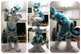 Custom Full Fursuits w/ Straight Legs