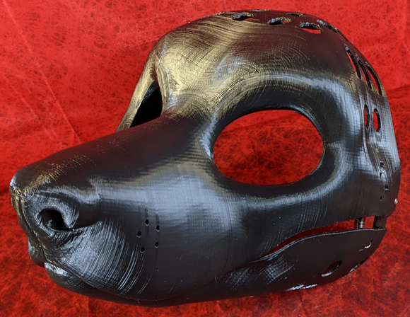 Gender Neutral Doberman Head Base