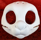 Kemono Drekkubus Head Base