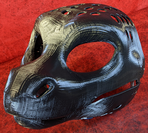 Feminine Round-nosed Dragon Head Base Variant 1