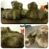 Fursuit Footpaws